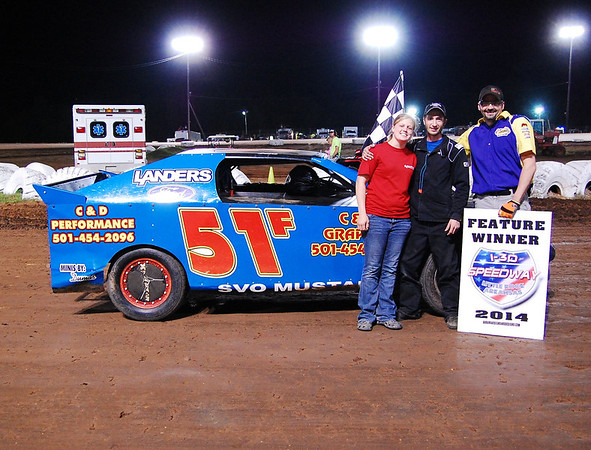 04-26-2014 Feature Winners