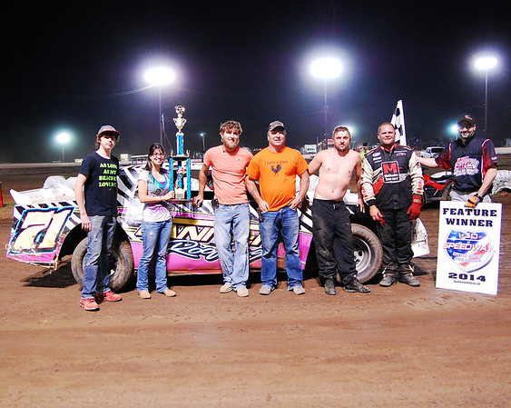 05-03-2014 Feature Winners