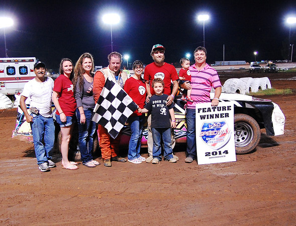 05-10-2014 Feature Winners