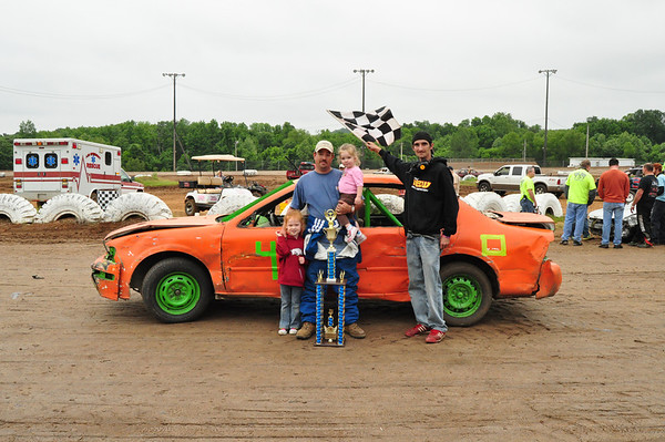 05-18-2014 Enduro Feature Winner