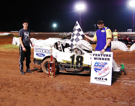 05-24-2014 Feature Winners