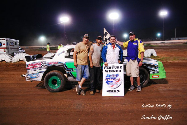 06-14-2014 Feature Winners