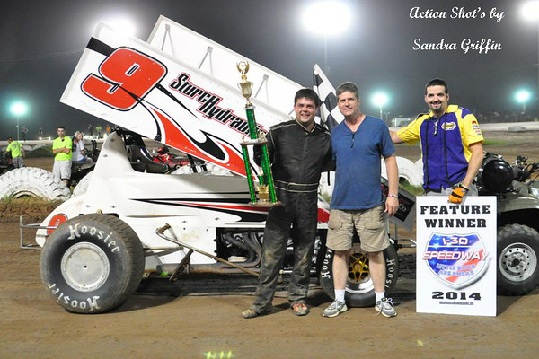 06-21-2014 Feature Winners