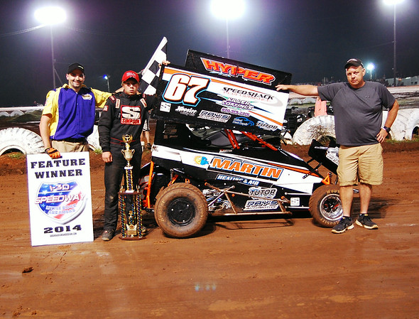 07-19-2014 Feature Winners