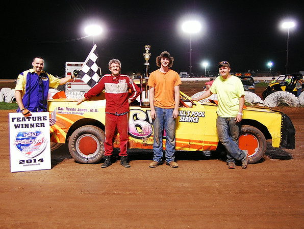 08-09-2014 Feature Winners
