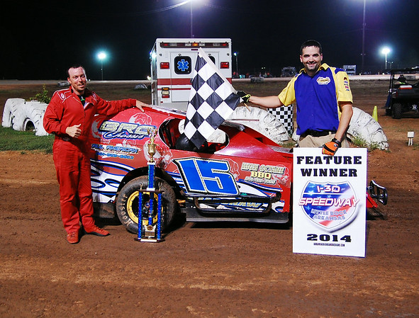 08-16-2014 Feature Winners