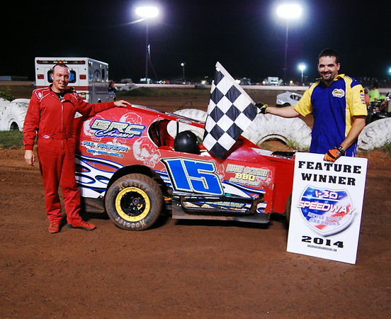 08-23-2014 Feature Winners